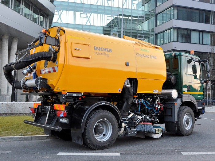 Bucher CityFant 5000/6000