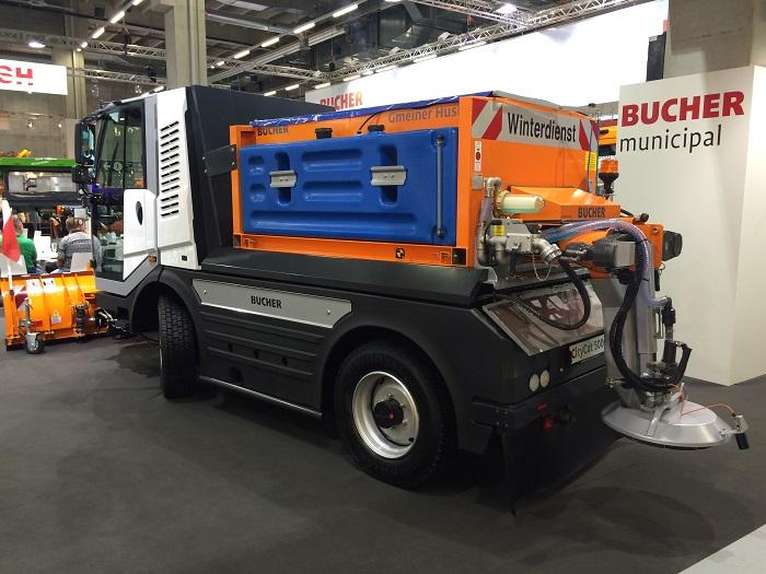 Bucher CityCat 5006