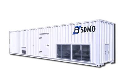 650-3300kVA - MTU