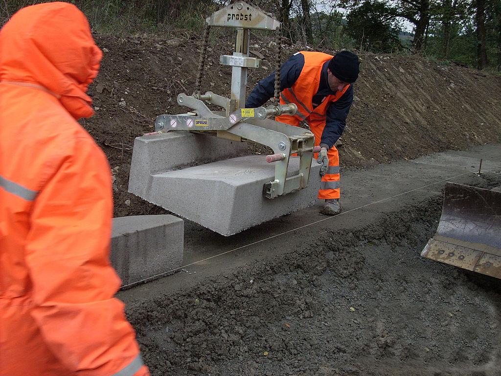 Dispozitiv de prindere prefabricate beton FTZ