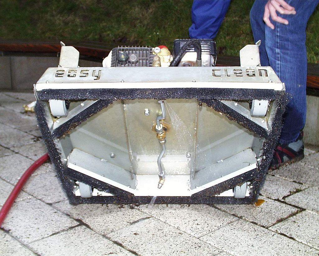 Masina de curatat suprafete EC 60