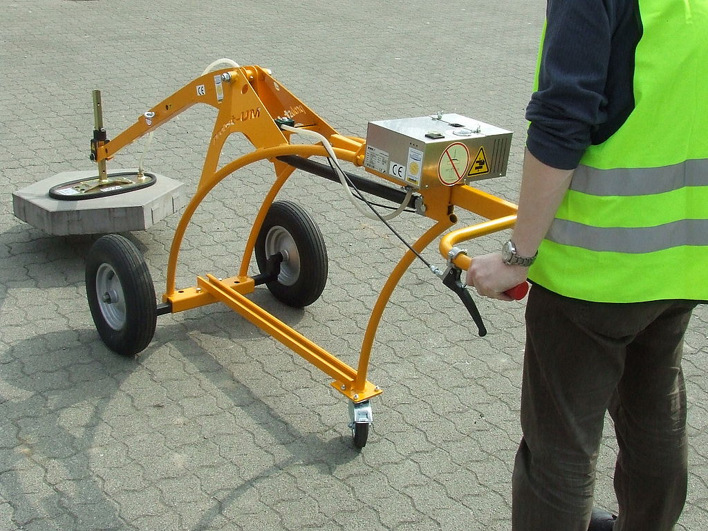 Instalatie pentru montaj dale UNI MOBIL UM-VPH – varianta basic