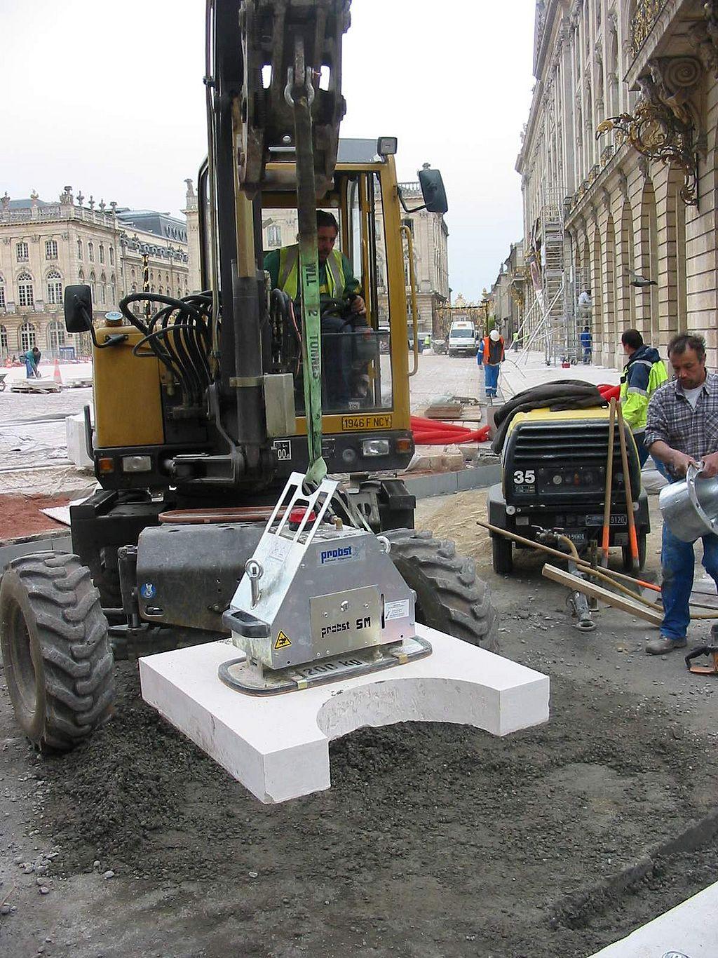 Instalatie cu vacuum Stonemagnet SM