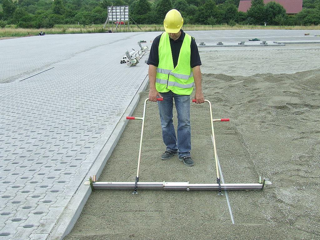 Sistem de nivelare manuala Tele-Plan TP 60/100