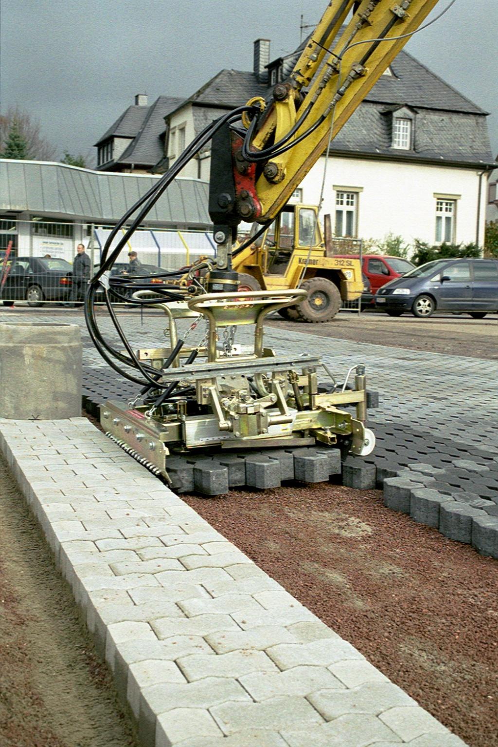 Sistem hidraulic de prindere HVZ / HVZ-uni