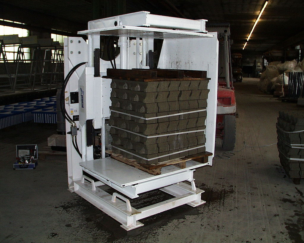 Dispozitiv hidraulic de rotit paleti WT-P