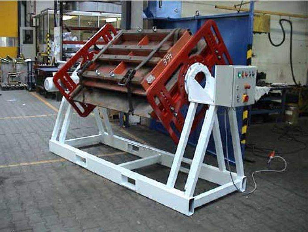 Dispozitiv de rotire a matritei FW 1