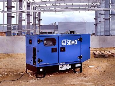 Generator 20-250kVA JOHN DEERE