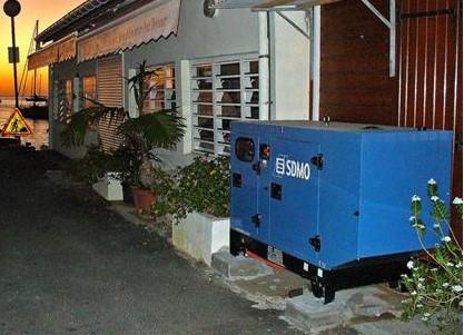 Generatoare 8-44kVA MITSUBISHI