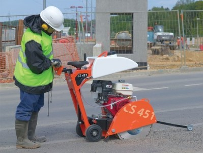 Masini de taiat beton/asfalt - discuri