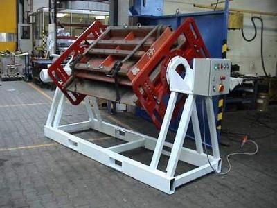 Tehnologie de manipulare pentru fabricile de materiale de constructii: Dispozitive Speciale